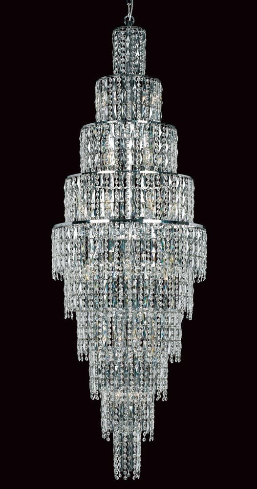 crystal chandelier # 15