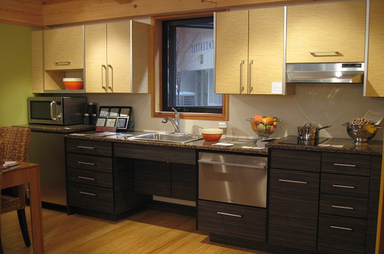 Small Kitchen Efficient Design