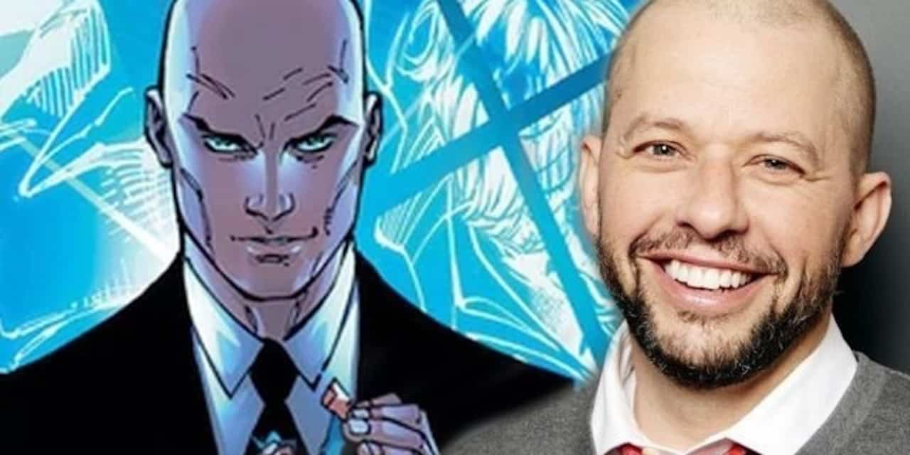 jon cryer lex luthor in supergirl