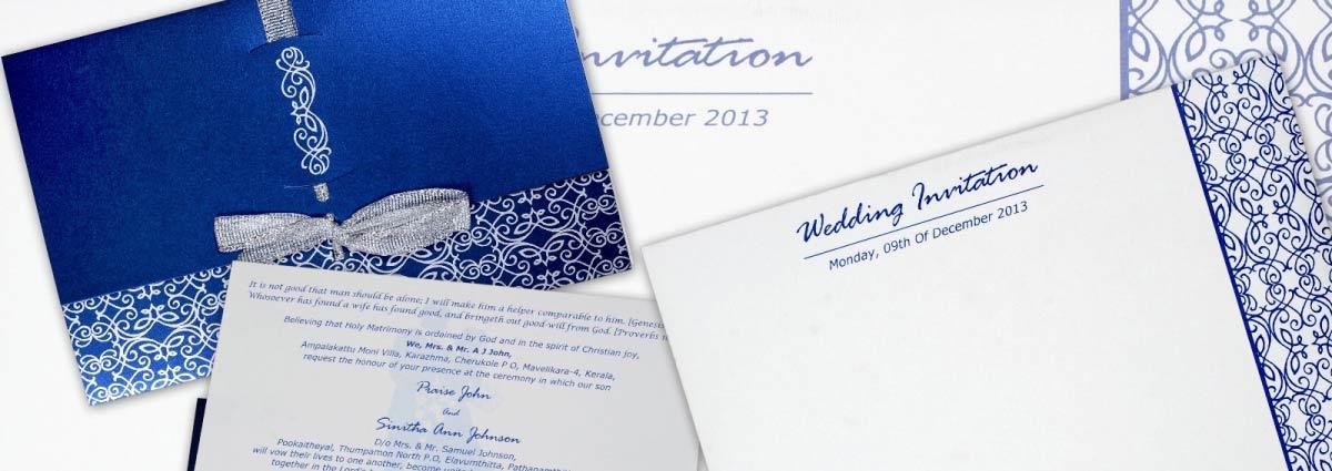 High Quality Bridal Shower Invitations
