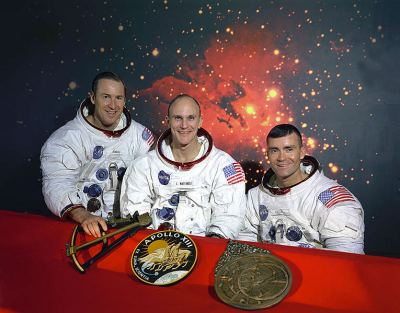13 Things That Saved Apollo 13, Part 3: Charlie Duke's ...