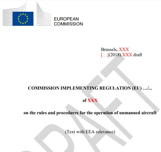 European Commission publishes draft rules and procedures ...
