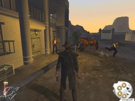 Gunslinger  PS2   Cancelled    Unseen64 gunslinger ps2 02 jpg