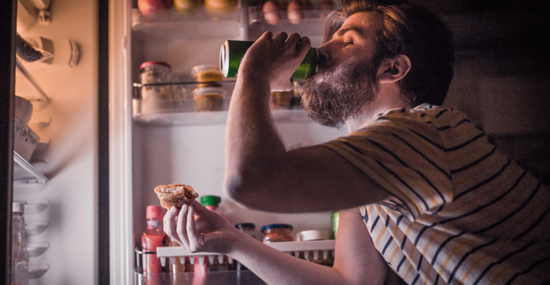 Light Calories Can Bud