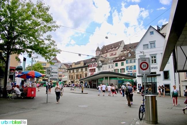 Fast Food Restaurants Zurich Switzerland