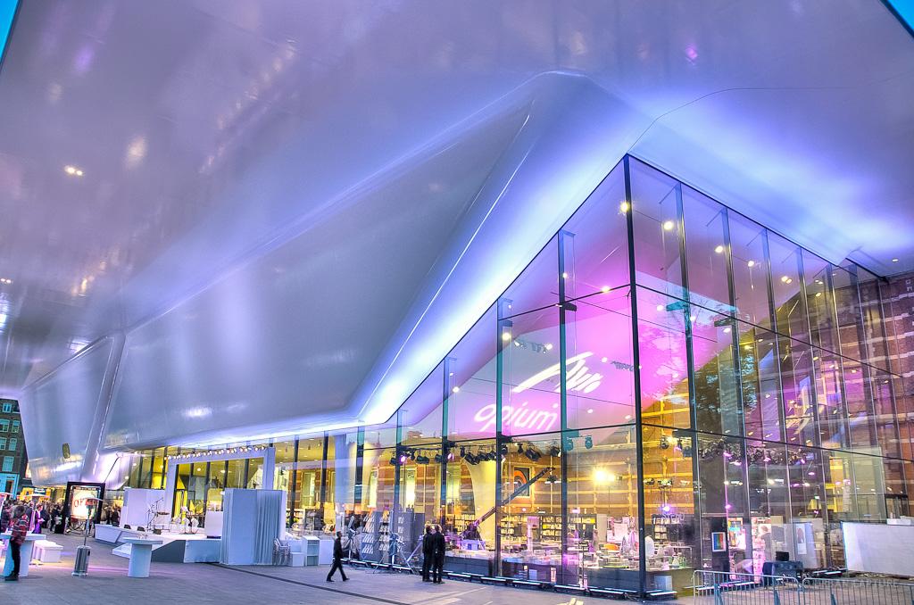 Grand Opening Stedelijk Museum Amsterdam The Netherlands