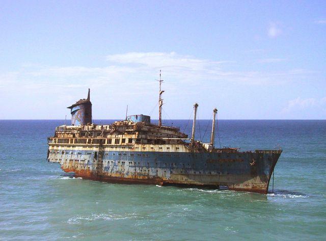 Ss American Star Wreck 2013