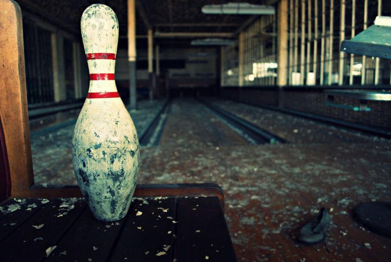 Old Bowling Alleys Pennsylvania