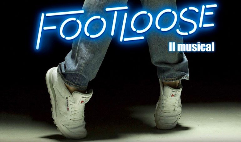 footloose the musical debutta al teatro nazionale di Milano