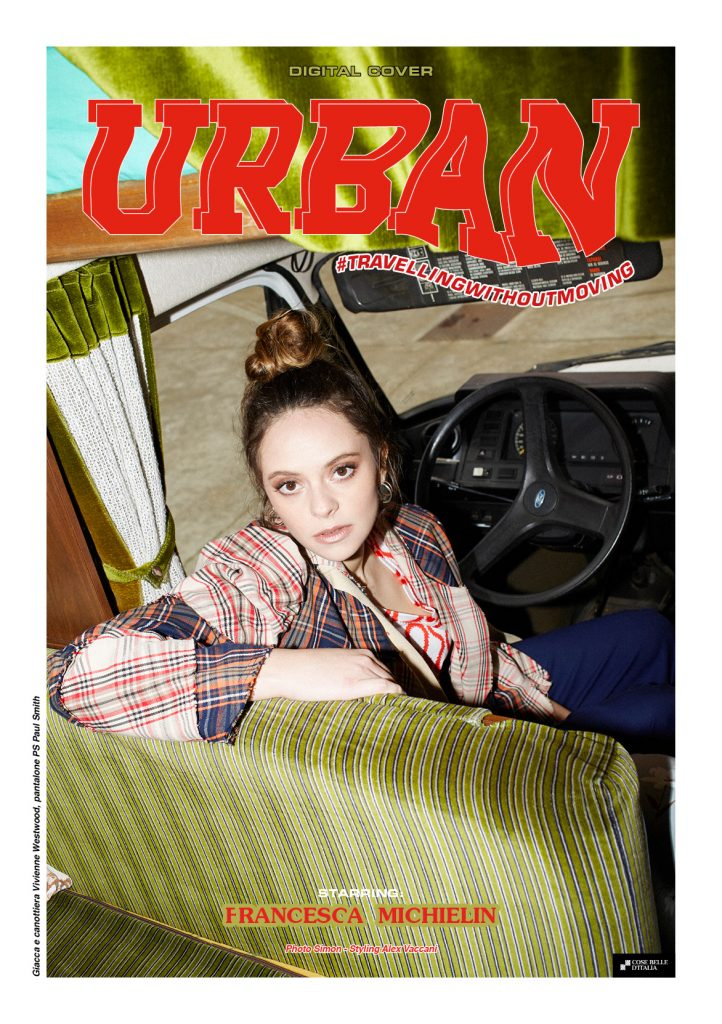 urban magazine francesca michielin