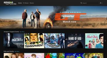 Amazon Prime Video, il nuovo avversario di Netflix