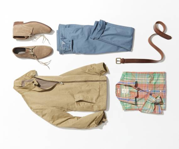 Dockers presenta gli Alpha Mist Washed