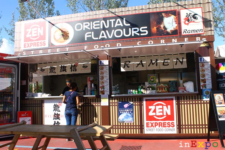 Zen Express, dove mangiare giapponese a Milano