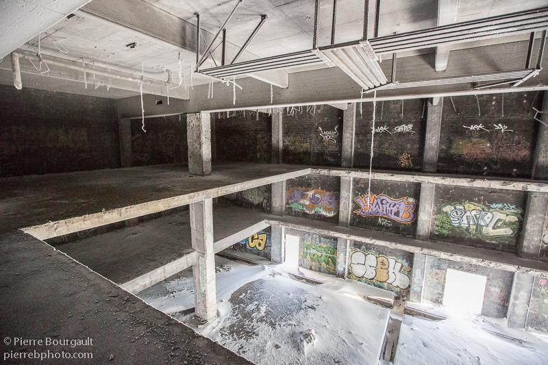 The Abandoned Laurentian Military Base Urbex Playground