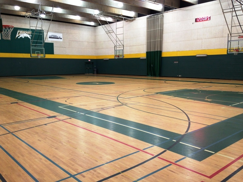 Gym 2 Facilities Services University Of Regina