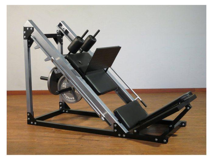 Yukon Fitness Hls 2000 Leg Press And Hack Squat Review