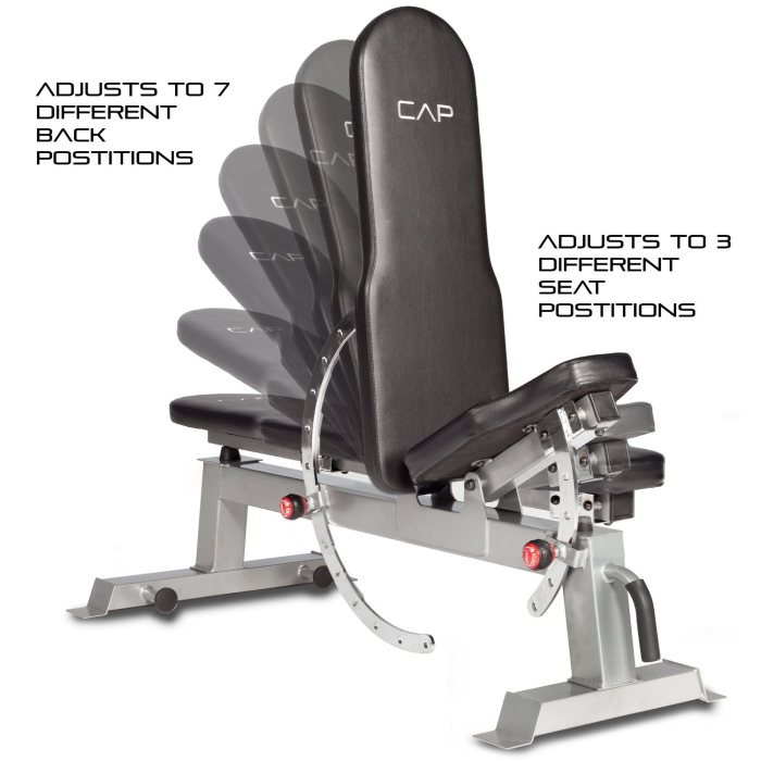 Cap Barbell Fm Cb804dx Deluxe Utility Bench Review