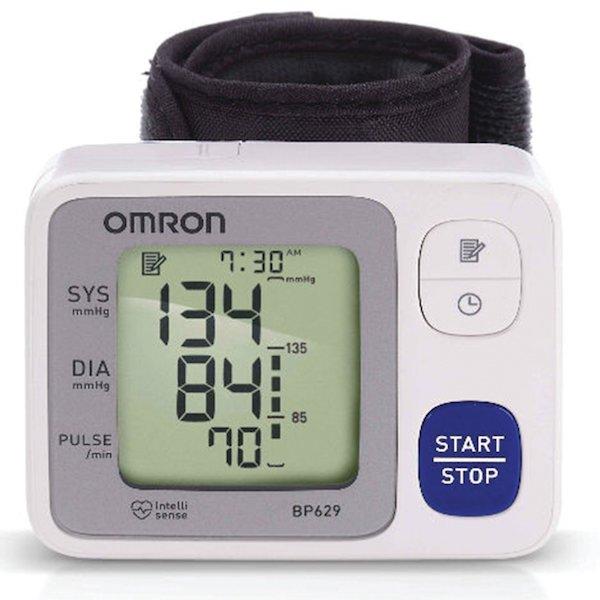 Omron Manual Inflation Blood Pressure Monitor