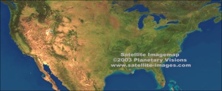 USA Maps   Satellite images and vector maps USA Satellite Images and Vector Map package  This package includes a very  large USA Satellite image at 1 000 meter resolution showing land relief  sized at