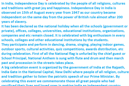 independence day essay in english  mistyhamel best about independence day in english essay image collection