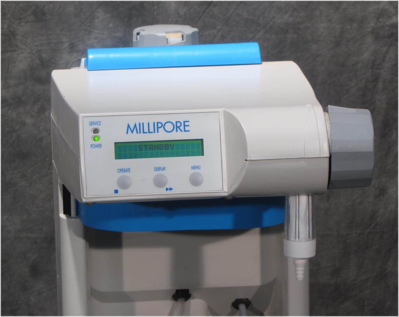 Millipore Filter Diphtheria