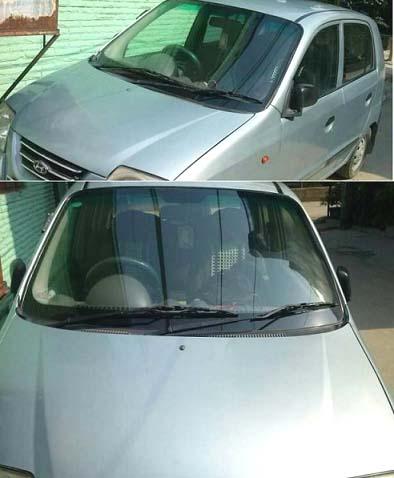 Cng Santro Xing Car Jhandewalan Used Car In India