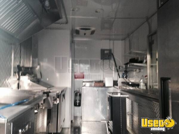 2016 8 X 14 Food Concession Trailer Kitchen Trailer