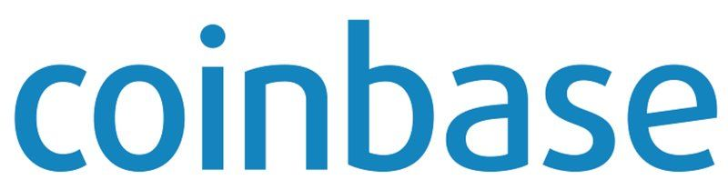 Coinbase exchange logo