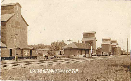 Penny Postcards From Cottonwood County Minnesota