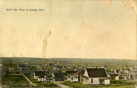 Penny Postcards From Custer County Nebraska