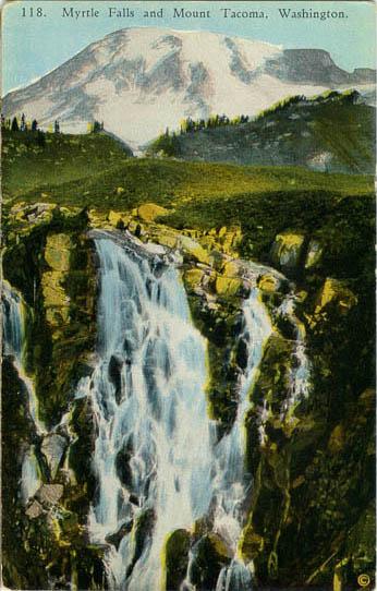 Mount Rainier Information
