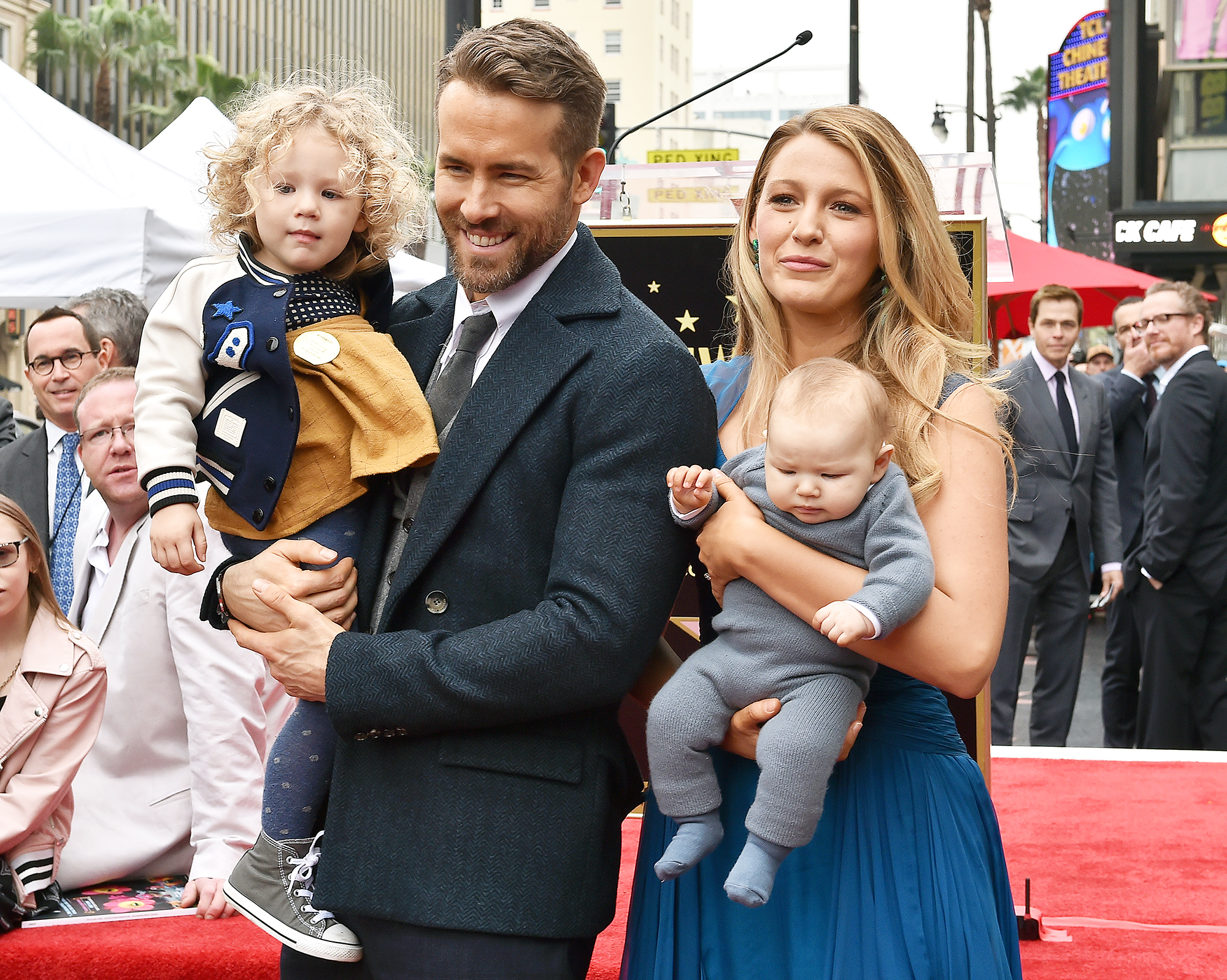 Ryan Reynolds and Blake Lively Couldn't Be 'More in Love'