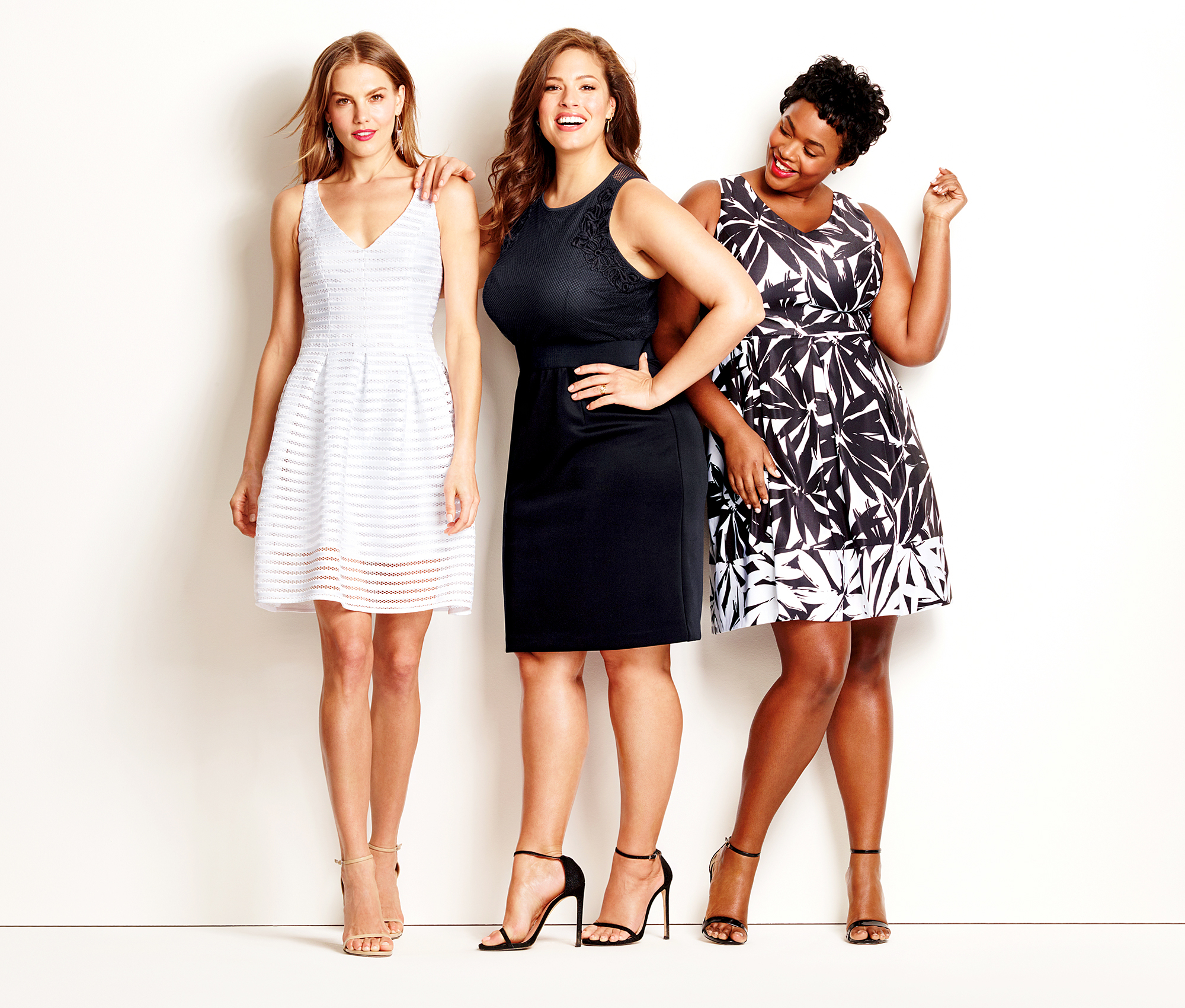 See Ashley Graham s First Clothing Collection for Dressbarn Ashley Graham