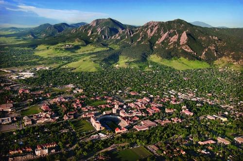 University Of Colorado Boulder Cu Boulder Photos Best College Us News
