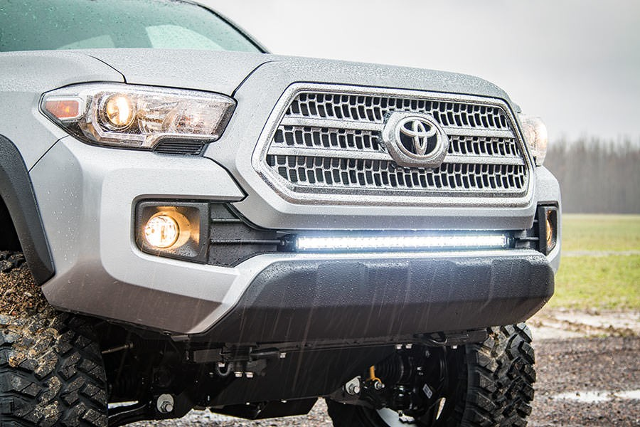 Country Rough Led Lights