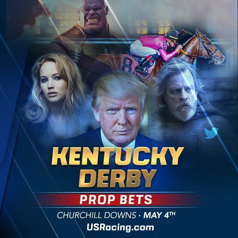 Kentucky Derby Betting Prop Bets On President Donald