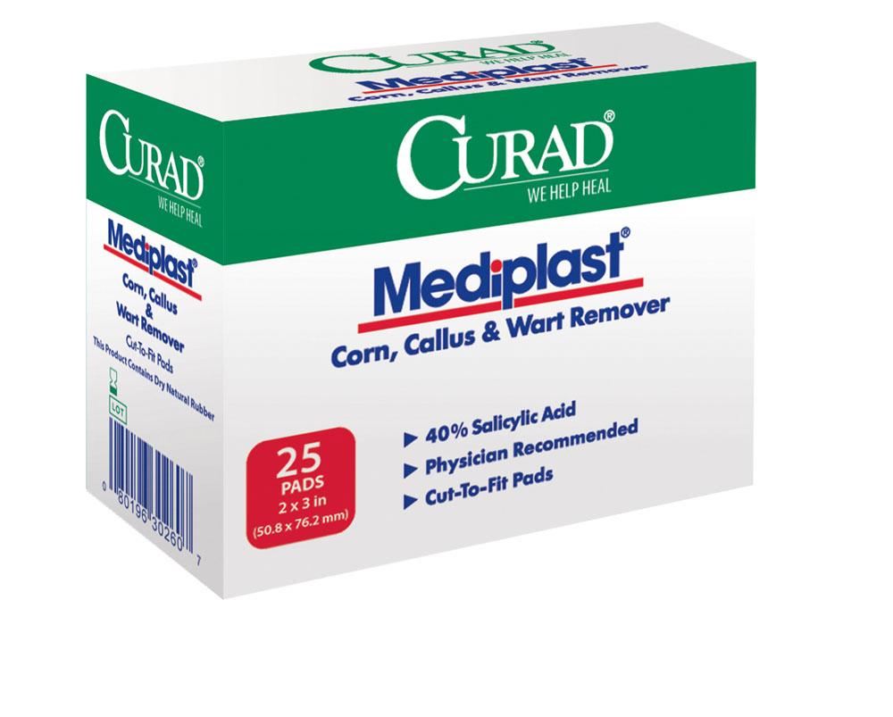 Warts 40 Pads Acid Salicylic