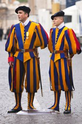 Why Does The Vatican Have A Swiss Guard Utrecht University