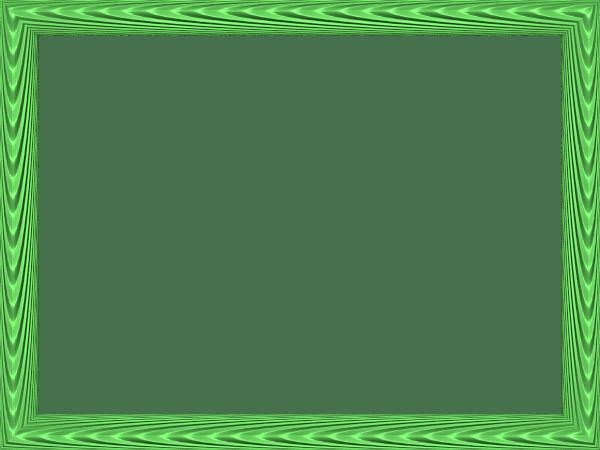 Green Elegant Fabric Fold Embossed Frame Rectangular ...