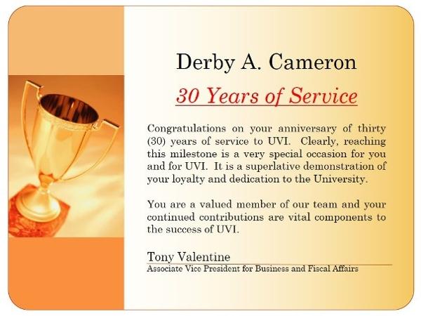 Happy 1st Anniversary Year