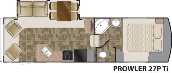 92 Fleetwood Prowler Plans Floor