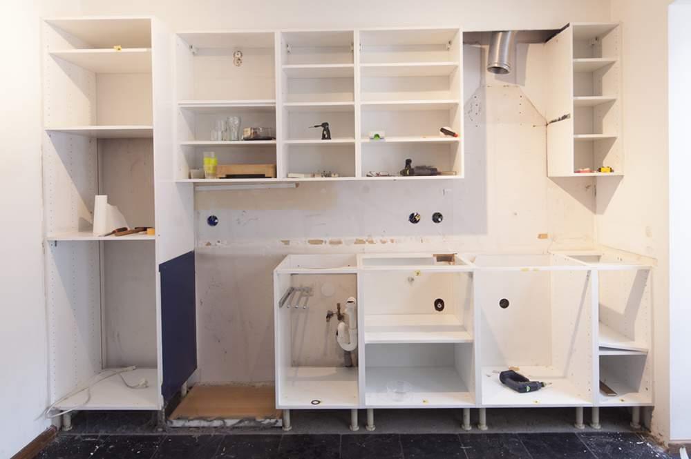 Oude keuken opknappen excellent keuken renoveren of nieuwe