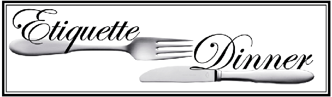 Event Etiquette Dinner University Of Wisconsin River Falls