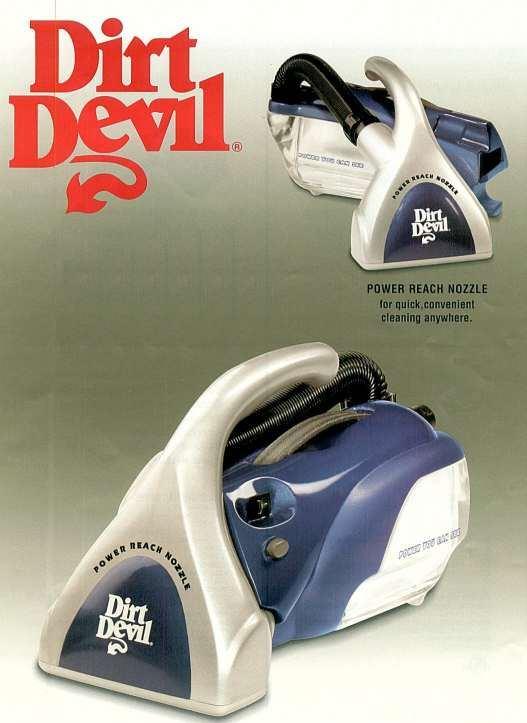 Royal Dirt Devil Hand Vac