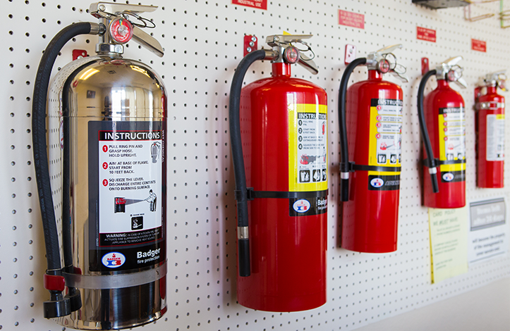 Services | Valley Fire Extinguishers
