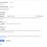 Google Analytics doel isntellen