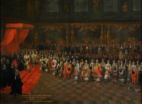 Treasures Of The Royal Courts An Ambassadorial Procession