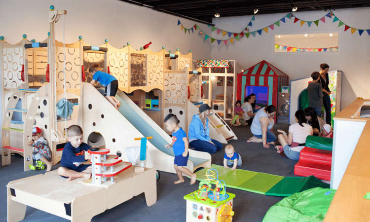 Kid Friendly Birthday Places