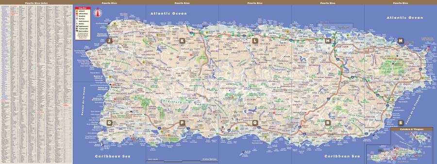 puerto rico highway map      Full HD MAPS Locations   Another World     Puerto Rico Maps Maps of Puerto Rico Topographic map of Puerto Rico Puerto  Rico Road Status as of September FEMA gov Photo Details Puerto Rico  National