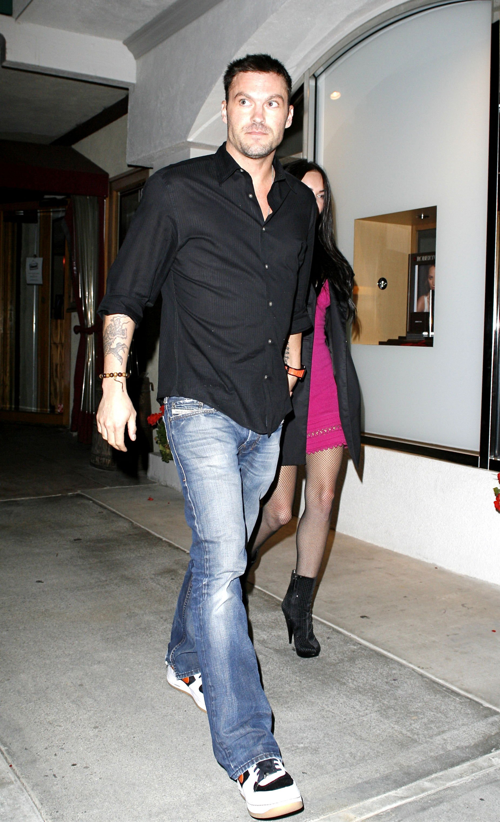 Brian Austin Green Tattoos Pictures Images Pics Photos Of